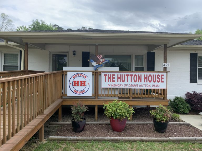 The Hutton House
