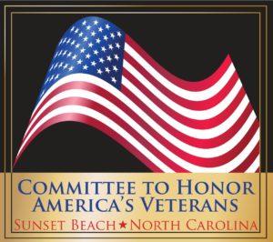 committee to honor americas veterans sunset beach nc